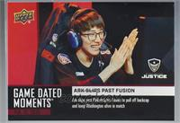 February - (Feb. 15, 2020) - Ark Slips Past Fusion