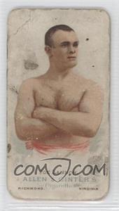 1887 Allen & Ginter's The World's Champions - Tobacco N28 #JOLA - Joe Lannon [Poor]
