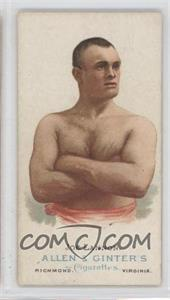 1887 Allen & Ginter's The World's Champions - Tobacco N28 #JOLA - Joe Lannon [Good to VG‑EX]