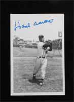 Hank Aaron [JSACertifiedCOASticker]