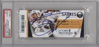 Jack Eichel (NHL Debut Ticket) [PSAAuthentic]