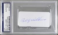Billy Williams [PSA/DNA Certified Auto]