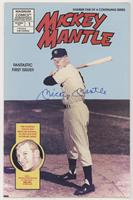 Mickey Mantle [PSA/DNA Certified COA Sticker]