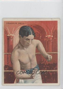 1910 ATC Champions - Tobacco T218 - Hassan Back #FRNE - Frankie Neil [Good to VG‑EX]
