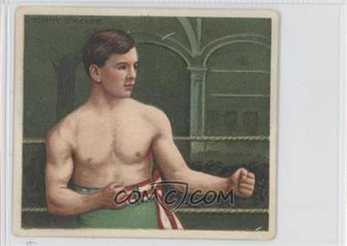 1910 ATC Champions - Tobacco T218 - Hassan Back #TOOK - Tommy O'Keefe [GoodtoVG‑EX]