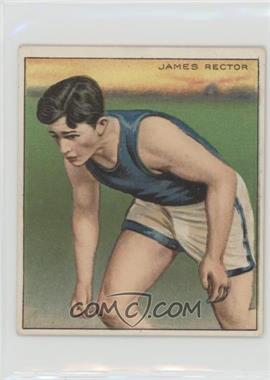 1910 ATC Champions - Tobacco T218 - Mecca Back #JARE - James Rector