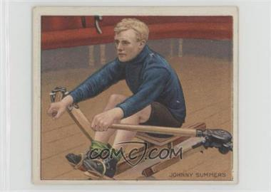 1910 ATC Champions - Tobacco T218 - Mecca Back #JOSU.1 - Johnny Summers (Rowing)