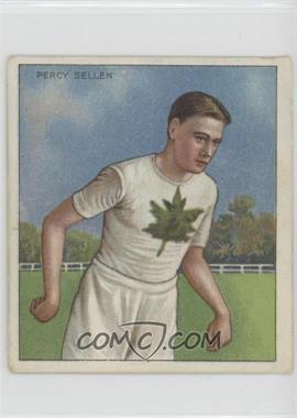 1910 ATC Champions - Tobacco T218 - Mecca Back #PESE - Percy Sellen [Good to VG‑EX]