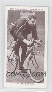 1939 Churchman's Kings of Speed - Tobacco [Base] #33 - S.H. Ferris