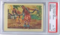 Ivory Coast Snake Dance [PSA6]