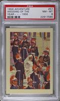 Wedding of the Year -- 1956 [PSA8]
