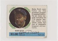 Babe Ruth [NoneGoodtoVG‑EX]
