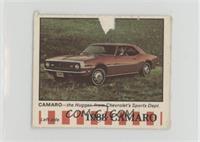 1968 Camaro [Poor]