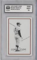 Mickey Mantle [ENCASED]