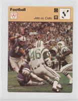 Jets vs. Colts [GoodtoVG‑EX]