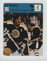 Phil and Tony Esposito [Good to VG‑EX]
