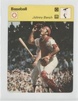 Johnny Bench [Good to VG‑EX]