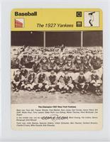 The 1927 Yankees