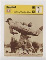 Johnny Vander Meer [NonePoortoFair]