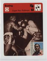 Sugar Ray Robinson [Good to VG‑EX]