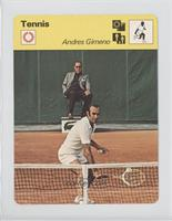 Andres Gimeno [Good to VG‑EX]