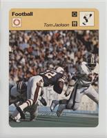 Tom Jackson (O.J. Simpson Being Tackled)