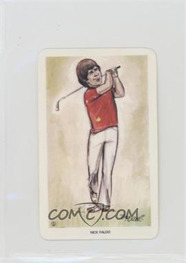 1979 Venorlandus World of Sport Our Heroes Flik-Cards - [Base] #21 - Nick Faldo