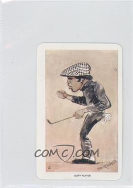1979 Venorlandus World of Sport Our Heroes Flik-Cards - [Base] #24 - Gary Player