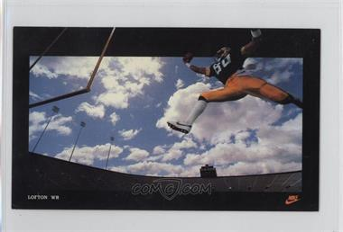 1985 Nike Poster Cards - Promo [Base] #JALO - James Lofton