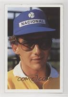 Ayrton Senna (Portrait)