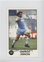 Enrico Annoni, Raffaella Reggi