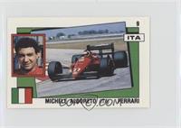 Michele Alboreto, Roberto Baggio