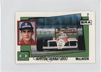 Ayrton Senna, Fulvio Collovati