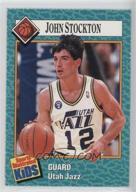 1989-91 Sports Illustrated for Kids - [Base] #104 - John Stockton