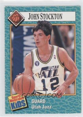 1989-91 Sports Illustrated for Kids - [Base] #104 - John Stockton