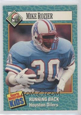 1989-91 Sports Illustrated for Kids - [Base] #105 - Mike Rozier
