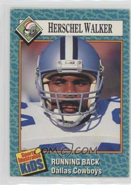 1989-91 Sports Illustrated for Kids - [Base] #17 - Herschel Walker