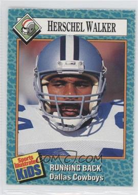 1989-91 Sports Illustrated for Kids - [Base] #17 - Herschel Walker