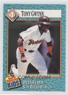 1989-91 Sports Illustrated for Kids - [Base] #33 - Tony Gwynn