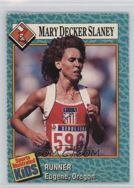 1989-91 Sports Illustrated for Kids - [Base] #36 - Mary Decker-Slaney