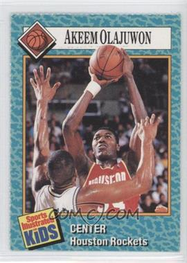 1989-91 Sports Illustrated for Kids - [Base] #44 - Hakeem Olajuwon