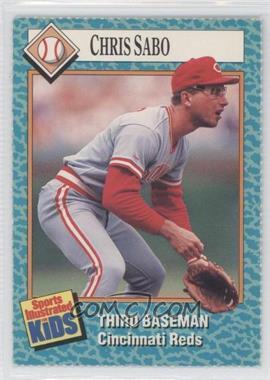 1989-91 Sports Illustrated for Kids - [Base] #48 - Chris Sabo