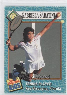 1989-91 Sports Illustrated for Kids - [Base] #62 - Gabriela Sabatini