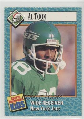 1989-91 Sports Illustrated for Kids - [Base] #65 - Al Toon