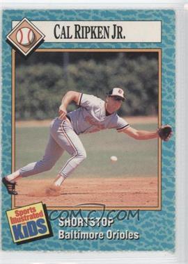 1989-91 Sports Illustrated for Kids - [Base] #69 - Cal Ripken Jr.