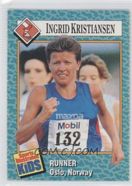 1989-91 Sports Illustrated for Kids - [Base] #74 - Ingrid Kristiansen