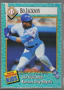 1989-91 Sports Illustrated for Kids - [Base] #75 - Bo Jackson