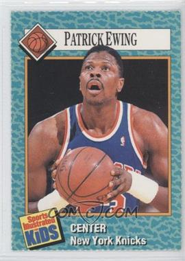 1989-91 Sports Illustrated for Kids - [Base] #77 - Patrick Ewing