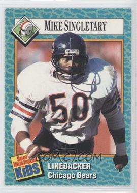 1989-91 Sports Illustrated for Kids - [Base] #78 - Mike Singletary