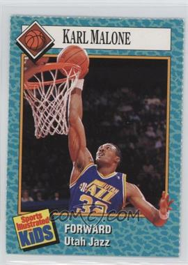 1989-91 Sports Illustrated for Kids - [Base] #89 - Karl Malone